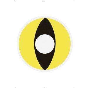 1 -dags Yellow Cat kontaktlinser