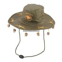 Australisk hatt med korkar