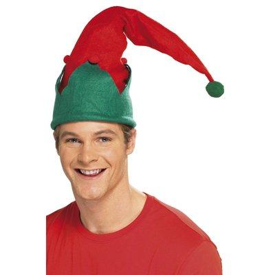 Handla från hela världen hos PricePi. tomtenisse hatt röd och grön 8a0b9f0b0be04
