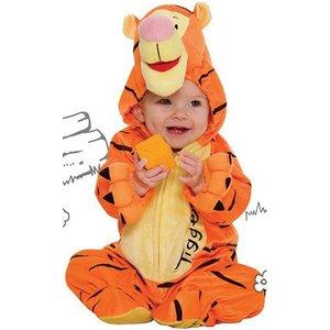 Tigger bebis maskeraddräkt